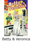Writer of  Betty & Veronica